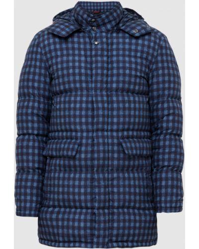 Куртка - синяя Isaia