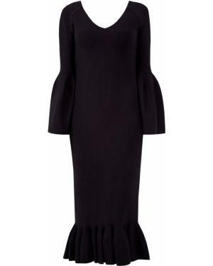 Платье миди облегающее макси Stella Mccartney