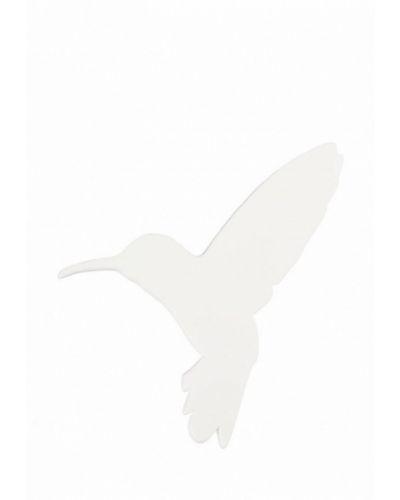 Белая брошь 2018 нечегонадеть