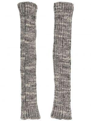 Rękawiczki bez palców wełniane Chanel Pre-owned