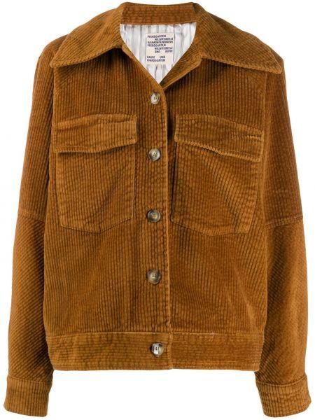 Куртка с манжетами Baum Und Pferdgarten