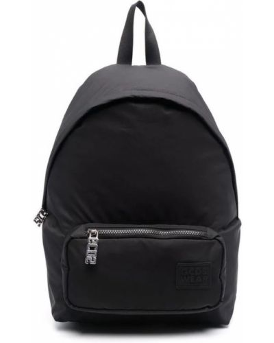 Czarny plecak Gcds