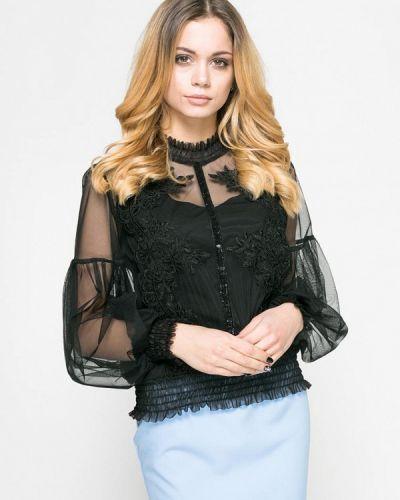 Блузка черная Zubrytskaya