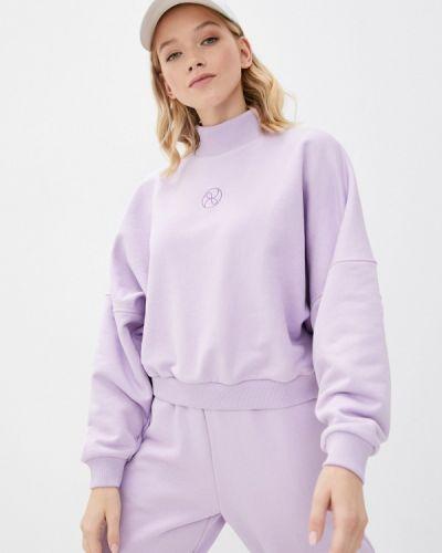 Фиолетовая свитшот Danmaralex