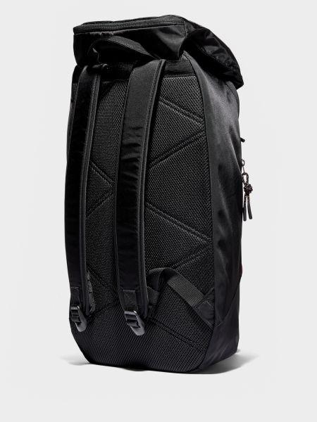Нейлоновый стеганый черный рюкзак Timberland