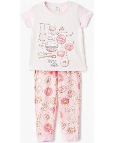 Пижама розовый Sela