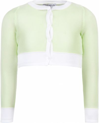 Джемпер - зеленый Simonetta