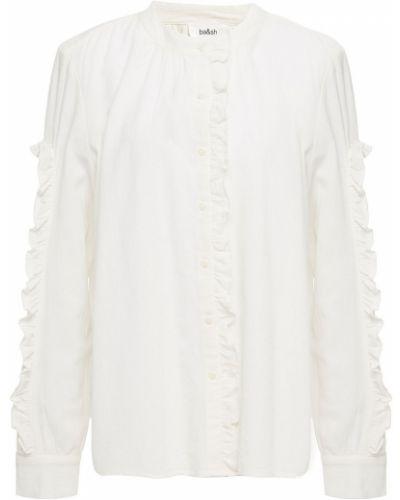 Блузка из крепа с манжетами на пуговицах Ba&sh
