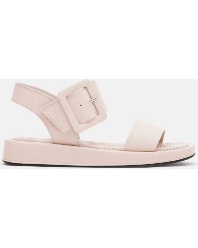 Кожаные сандалии Plezuro