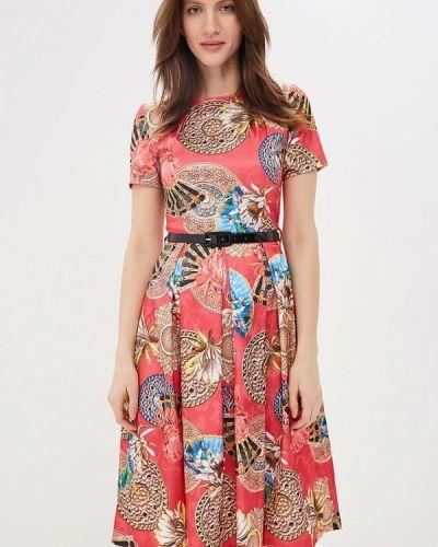Красное платье Madam T