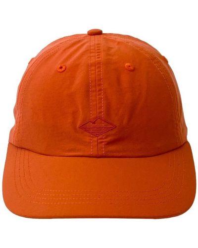 Pomarańczowa czapka Battenwear