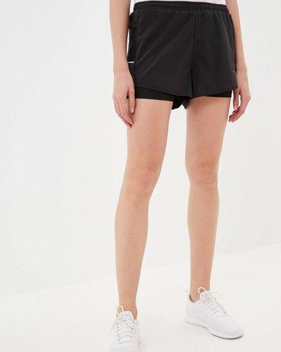 Спортивные шорты черные Anta