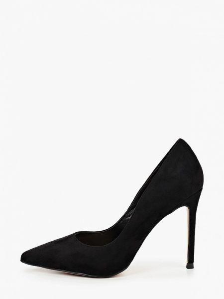 Черные туфли-лодочки Diora.rim