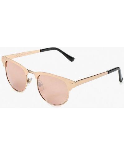 Солнцезащитные очки квадратные 2019 Topman