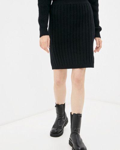 Зауженная юбка - черная By Swan