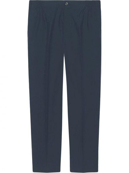 Niebieski bawełna bawełna majtki elastyczny Gucci