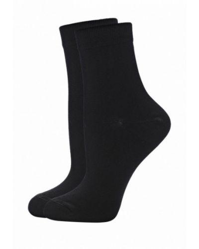 Черные носки Conte Elegant