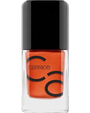Лак для ногтей черный Catrice