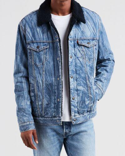 Джинсовая куртка утепленная укороченная Levi's®