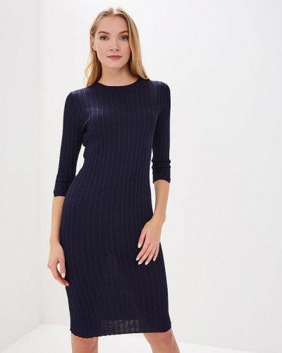 Платье весеннее синее Conso Wear