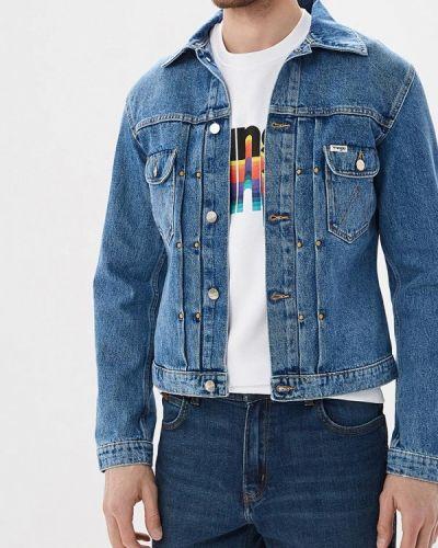 Джинсовая куртка осенняя Wrangler