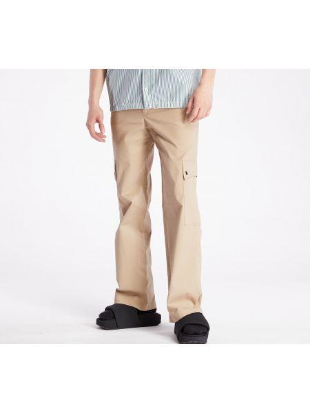 Brązowe spodnie Footshop