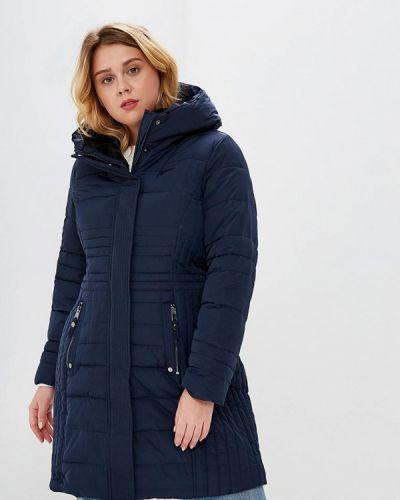 Утепленная куртка - синяя Evans