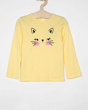 Желтая блуза Blukids