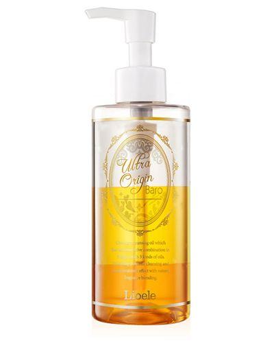 Гидрофильное масло очищающее Lioele
