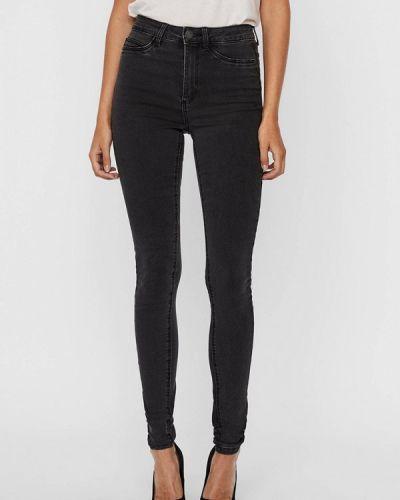 Зауженные джинсы - черные Noisy May