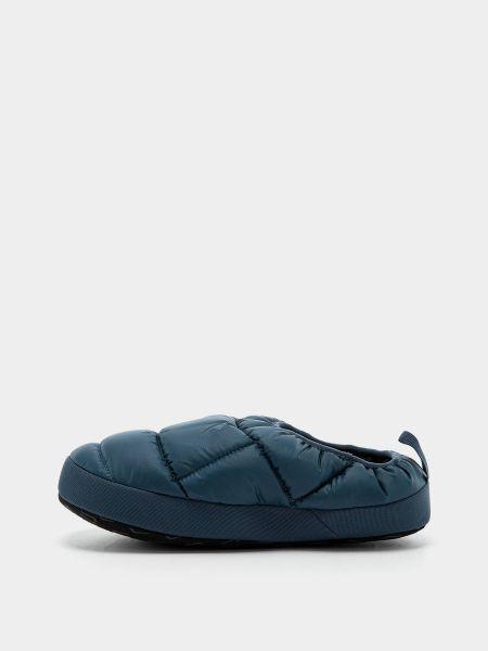Тапочки - синие The North Face