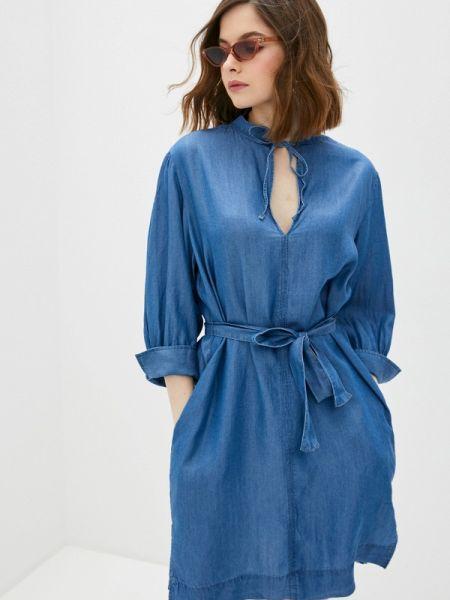 Синее джинсовое платье Soaked In Luxury