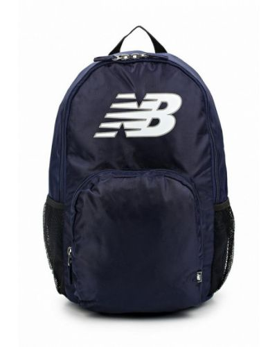 Синий рюкзак New Balance
