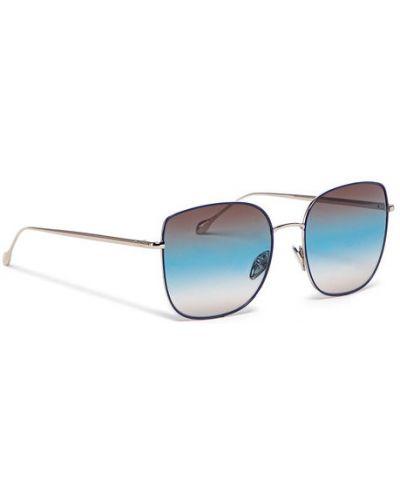 Niebieskie okulary Isabel Marant