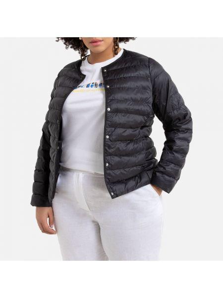 Утепленная куртка стеганая с карманами La Redoute