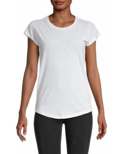 Приталенная хлопковая черная футболка Zadig & Voltaire