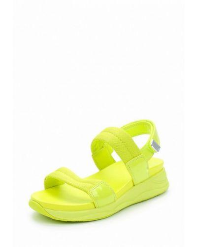 Зеленые сандалии Aldo