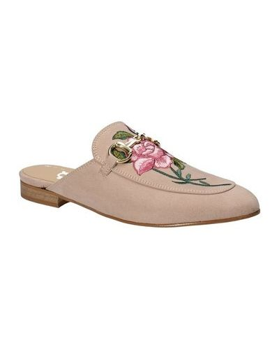 Różowe chodaki Grace Shoes