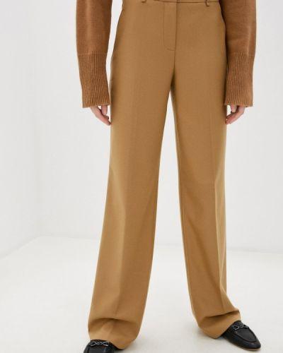 Повседневные бежевые брюки Charuel