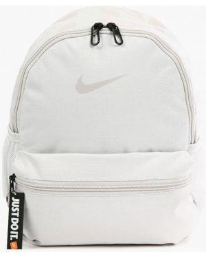 Белый рюкзак Nike