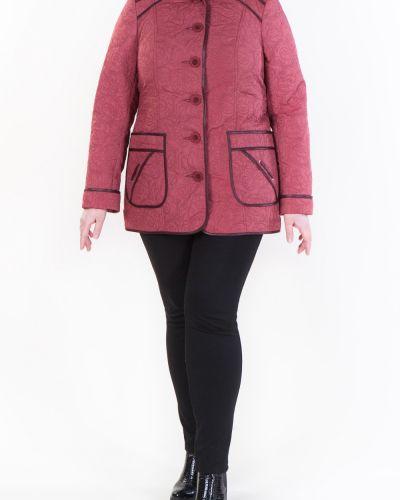 Куртка бордовый с декоративной отделкой Lacywear