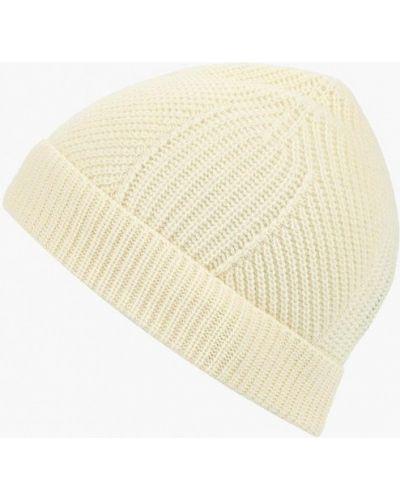 Белая шапка осенняя United Colors Of Benetton
