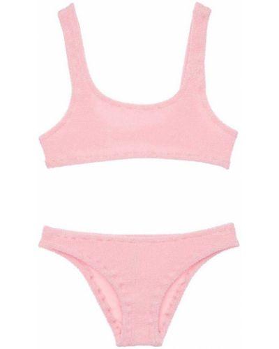 Różowy bikini Mc2 Saint Barth