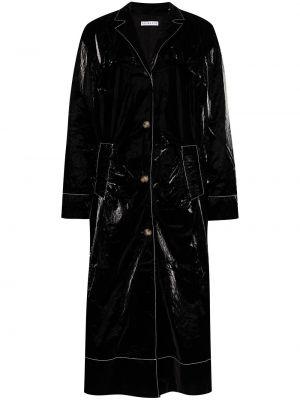 Черное пальто Rejina Pyo
