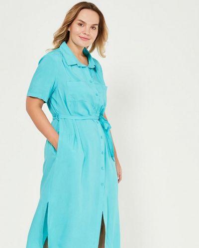 Голубое платье Svesta