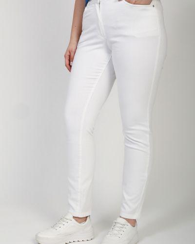 Хлопковые джинсы Basler