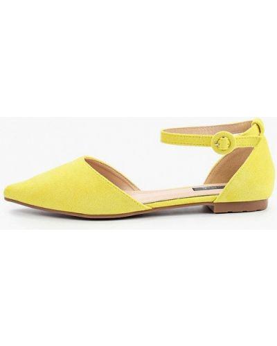 Желтые туфли Vera Blum