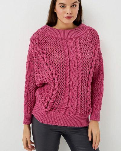 Розовый свитер Brusnika