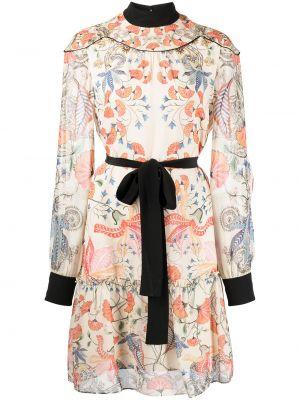 Sukienka z długimi rękawami Saloni