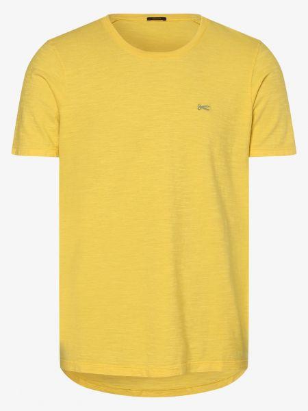 Żółty t-shirt Denham